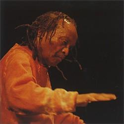 DAGMAR GEBERS - Cecil Taylor