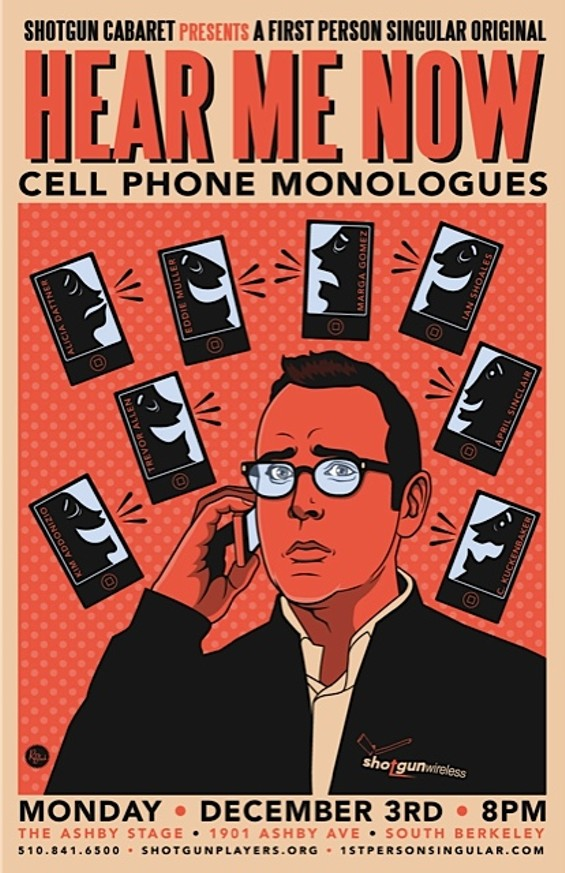 Cell Phone Monologues - RICH BLACK