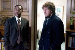 TRACY BENNETT - Cheadle and Sandler: Two great American actors.