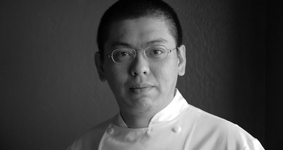Chef Alex Ong of Betelnut (formerly Hutong)