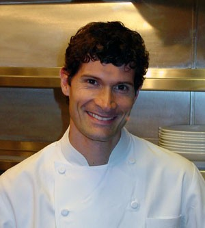 Chef Daniel Patterson, kingmaker.