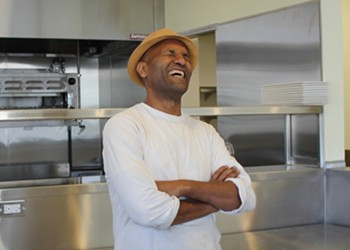 Radio Africa & Kitchen: Chef Pops Up in Bayview with a Family-Style Restaurant