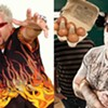 Smash Mouth and Guy Fieri Team Up For a Bro-Down Cookbook