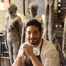 Chef Jeremy Fox - JENNIFER SAUER
