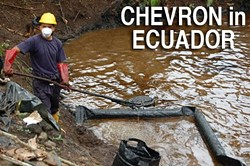 Chevron and its dirty business