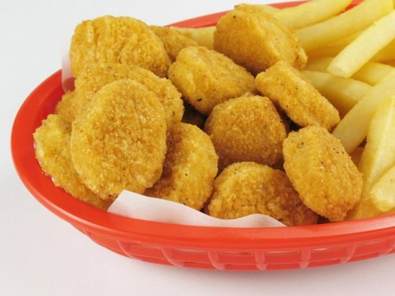 Chicken nuggets and fries: Universally loved, even by picky eaters.