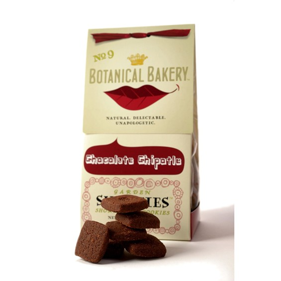 Chocolate Chipotle Shorties have a wicked kick. - BOTANICAL BAKERY