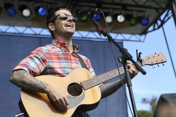 Chris Carrabba - CHRISTOPHER VICTORIO