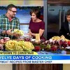 Watch Chris Cosentino Make Salad on <em>Good Morning America</em>