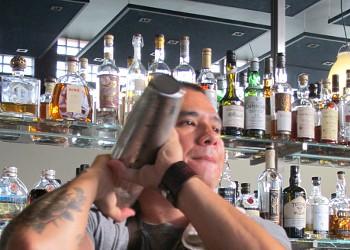 Drink of the Week: Sugar Snap Pea Cocktail at 1760