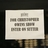 Christopher Owens Debuts <I>Lysandre</I>