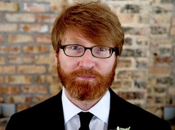 Chuck Klosterman: moving target - RICHARD FLEISCHMAN
