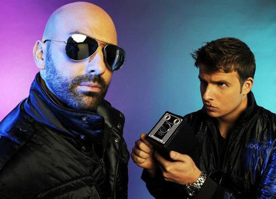 Chus & Ceballos headline the Endup for its 39th anniversary party.