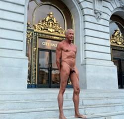 City Hall mascot? - KATE CONGER