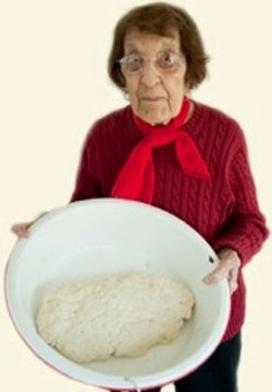 Clara, the Depression-era cooking star - HTTP://WWW.GREATDEPRESSIONCOOKING.COM