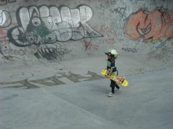Clearly the best skater ever. - DEAN SCHAFFER