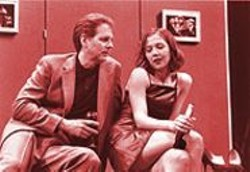 KEN  FRIEDMAN - Closeness Is Never Discussed: Thomas Schall and Maggie Gyllenhaal in Closer.