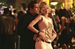 RON  PHILLIPS - Cold Comfort: Uma Thurman's character - takes center stage seemingly to re-create - her dance number with John Travolta from - Pulp Fiction.