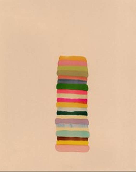 Color Stack Spectrum by Mia Christopher
