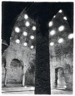 SAID  NUSEIBEH - Column to the Stars.