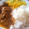 Combo Meal 'A' at Burmese Kitchen