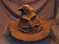 Come to think of it, a Sorting Hat would be a very easy way to settle on the next mayor