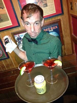 Comedian and restaurant veteran Bob McIntyre - NANNETTE MICKLE
