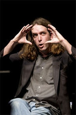 JOE REIFER - Comedian Will Franken's one-man show can offend, confuse, and make you laugh.