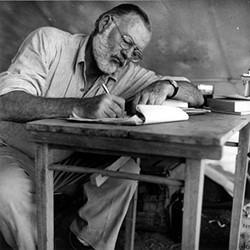 Coming to San Francisco: Ernest Hemingway