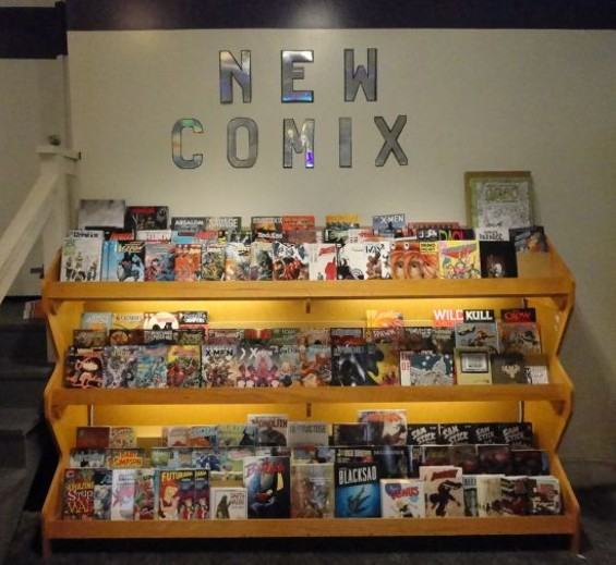 Comix Experience