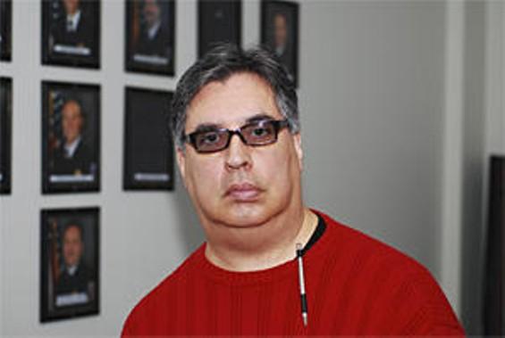 Community Leadership Alliance director David Villa-Lobos