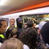 BART Protest Leads to About 40 Arrests
