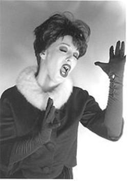 KENT  TAYLOR - Connie Champagne as Judy Garland.