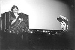 PAUL  TRAPANI - Connie Champagne as Judy Garland.