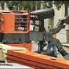 Construction Crane Takes a Tumble in the Tenderloin