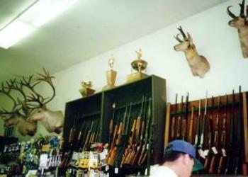 Controlling High Bridge Arms -- The Last Gun Shop in San Francisco