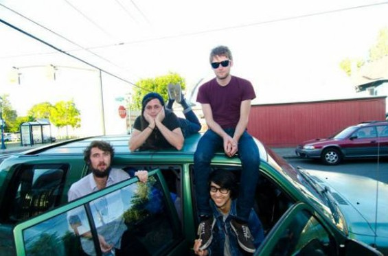 Cool Ghouls perform Saturday at Phono Del Sol