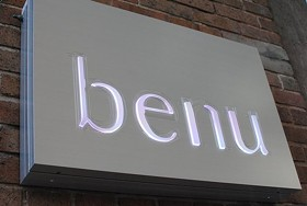Corey Lee's Benu is one of 26 places donating six-person lunches. - DARIN L./YELP