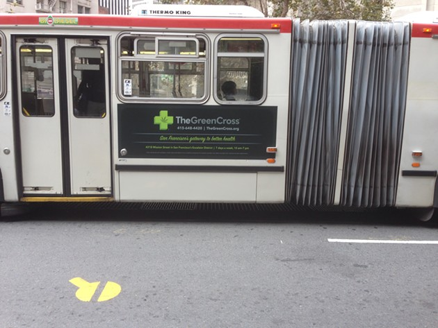 All aboard the fun bus! - COURTESY/THE GREEN CROSS