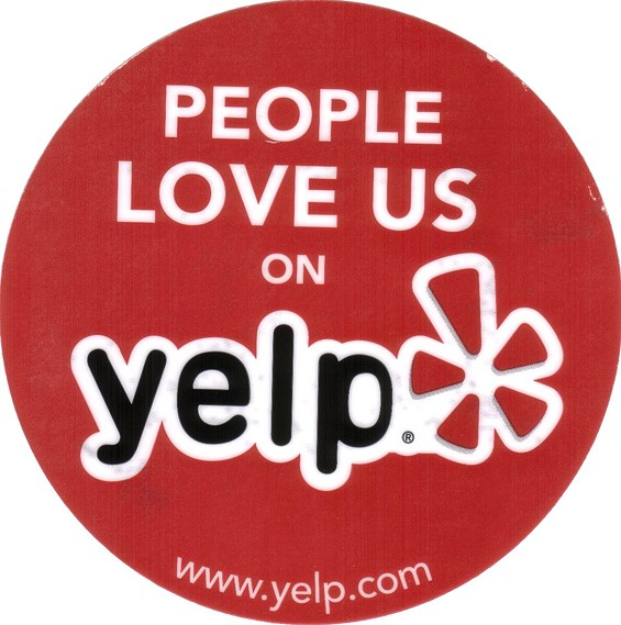 Correction: People love to sue us on yelp.