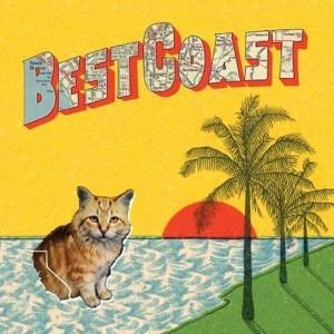 Cosentino's cat, Snacks, graces the cover of Crazy For You, Best Coast's debut album.