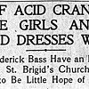 Crazy Headlines of 1900 -- a Weirder and Deadlier San Francisco