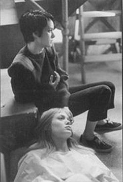 SUZANNE  TENNER - Crazy Is Relative: Ryder, Jolie in Girl, Interrupted.