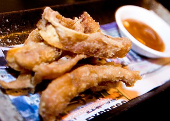 Crispy Fried Pig Ears and a Transcendent Pork Trip at Nombe