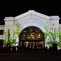 The Exploratorium Grand Opening @ Pier 15