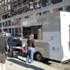 Curbside Coffee Cart Lands a Spot Downtown