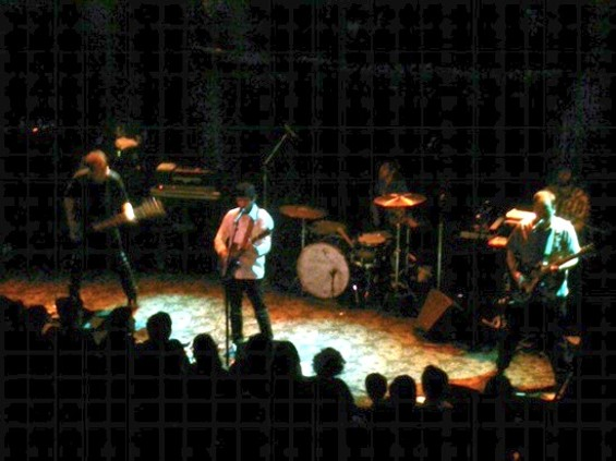 Cursive at Great American Music Hall - TRAVIS HAYES BUSSE