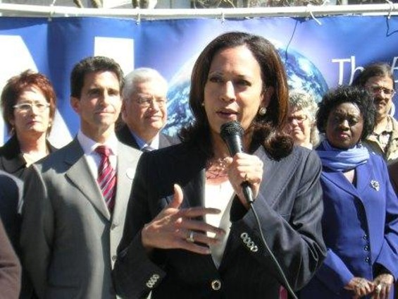 D.A. Kamala Harris has some explaining to do