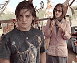 JESSICA  MIGLIO - Daddy's Boy: Toby (Kevin Zegers) and his - father-soon-to-be-mother, Bree (Felicity - Huffman).