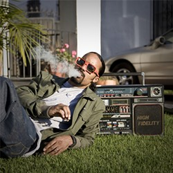 MATTHEW SCOTT - Dam-Funk: High-fidelity funk.